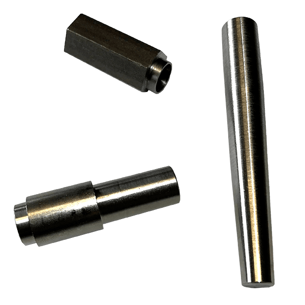 Décolletage de douille en acier pour le secteur bâtiment et construction